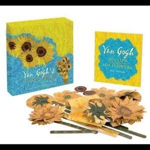 Van Gogh's Sunflowers In-a-Box